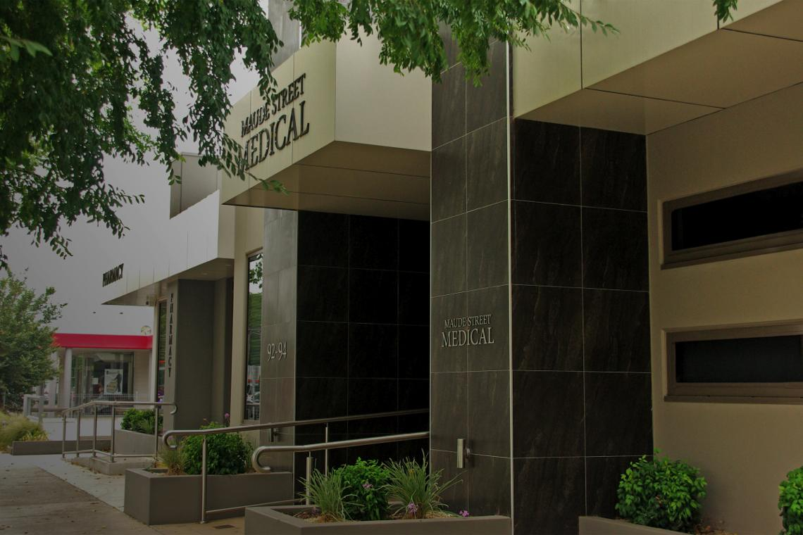 Maude Street Medical